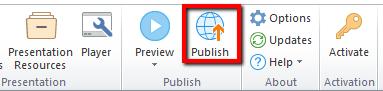 ispring course on wordpress