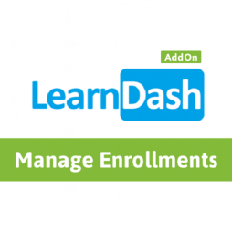 manage enrollment in learndash
