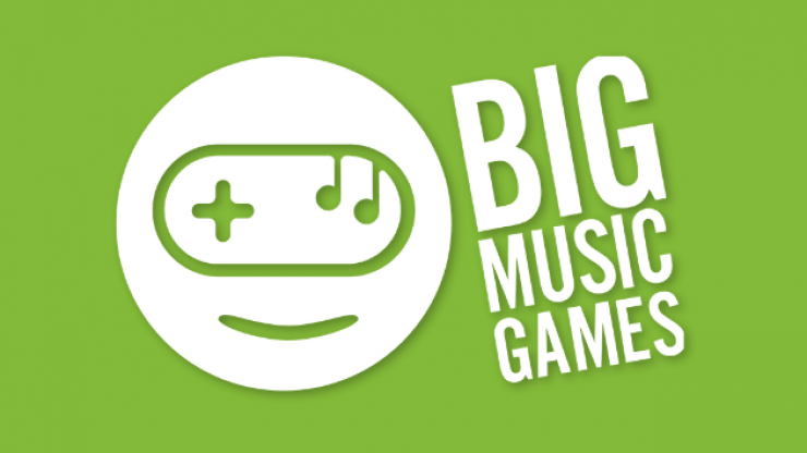 big games and music